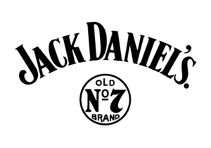 the logo for jack daniels