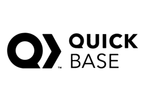 the logo for quick base