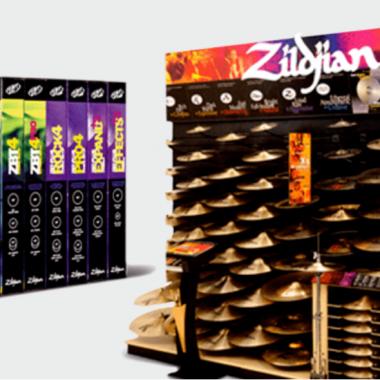 Zildjian branding