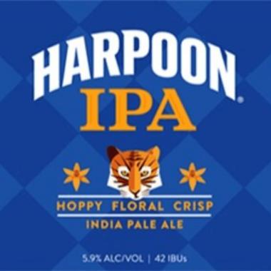 Harpoon branding